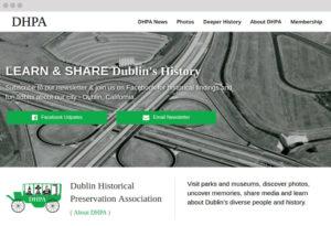 DHPA Website Optimization & Upgrade After